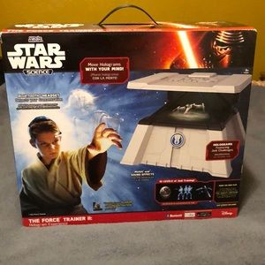 STAR WARS THE FORCE TRAINER II BRAND NEW